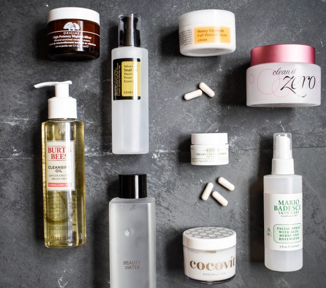 Favorite Products for Curing Dry, Winter Skin