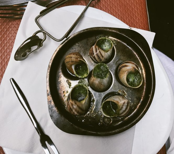 Food Diaries: A Week in Paris
